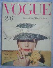 Vogue Magazine - 1960 - Early February